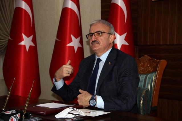 Son dakika! Diyarbakır Valisi Karaloğlu, esnaf oda başkanları ile bir araya geldi