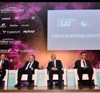 Türksat 6A'nın yapımına başlandı